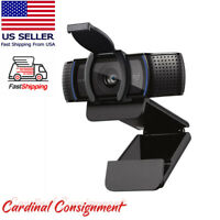 Logitech C920s Pro HD 1080p Webcam with Privacy Shutter SHIPS ASAP