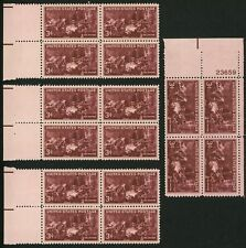 1947 3c US Postage Stamps Scott 949 The Doctor Doctors Lot of 16