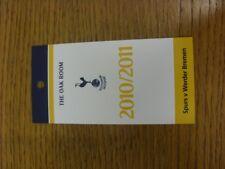 BIGLIETTO 24/11/2011: Tottenham hotpsur V REAL MADRID [UEFA CHAMPIONS LEAGUE] L'o