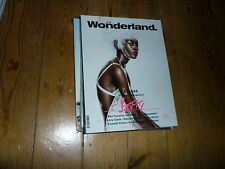 Wonderland Magazine Winter 2013 / 14 -  Betty Adewole cover