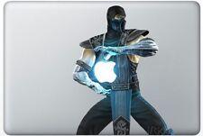 "Sub Zero Mortal Kombat [] Portatile Vinile Adesivo per MacBook 13"", 15"" o 17"""
