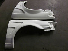 +40mm Wide Front Fenders for Toyota Corolla Levin Trueno AE86