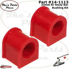 PROTHANE 14-1113 Rear 23mm Sway Bar Bushing Kit for 84-89 NISSAN 300ZX
