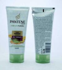 ** 2 X PANTENE PRO-V NATURE FUSION 2 MIN MASQUE OIL THERAPY 200ML EACH RINSE OFF