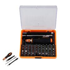 53tlg. Torx Feinmechanik Werkzeug Schraubenzieher Bit Satz Mini Set Uhrmacher