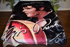 ☀�New 5 Pounds Soft Full / Queen Korean Mink Blanket Plush Elvis Presley