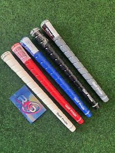 Golf Pride Tour 2G Wrap/Mircosuede 60R Grip Standard/Midsize Choose Your Bundle