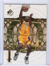 "KOBE BRYANT 2000-01 UD SP Authentic ""SUPREMACY"" #S5 (LA LAKERS) CARD **RARE**"