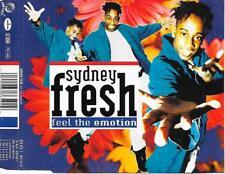 SYDNEY FRESH - Feel the emotion CDM 4TR Eurodance 1994