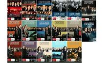 Law & Order Special Victims Unit SVU Series Complete Seasons 1 - 17 DVD Sets