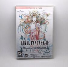 Final Fantasy XI online Wings of the Goddess  PC CD ROM