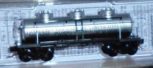 Micro-Trains N  - Anderson Frichard Oil  - 3 Dome Tank Car #7018 - 06600030