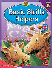 NEW Brighter Child Basic Skills Helpers, Grade K by School Specialty Publishing