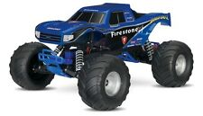 Traxxas Bigfoot rtr 1/10 Monster Truck + 8,4v batería, 12v-cargador - 36084-1