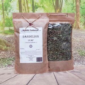 Dandelion Leaf ( Taraxacum officinale ) Health Embassy 100% Natural