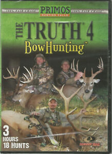 Primos - The Truth 4 Bow Hunting DVD NEW