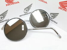 Honda CB XL CT ST MT CL 70 75 80 90 100 110 125 175 250 S K mirror set Genuine