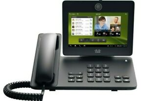 Cisco DX650 VoIP HD Touchscreen Video Phone Android WiFi SIP CP-DX650-K9