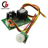 12V PIR IR Pyroelectric Infrared Module Adjustable Relay Output Sensor CZ