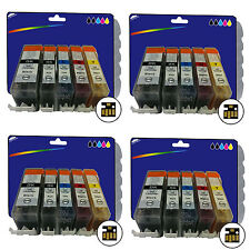 20 Inks for Canon MG5320 MG6220 MG8220 non-OEM 525/6