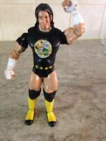 CM PUNK wwe figure. Jakks pacific 2004. Wrestling