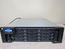 Infortrend A16E-G2130 16-Bay RAID 6 iSCSI SAN Array No PSU's