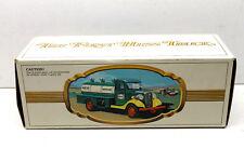 1980 The First Hess Truck Toy Gas Tanker w/ Original Box+Inserts Amerada NIB