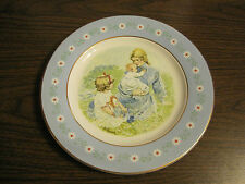 """1974 Decorative """"Tenderness"""" Commerative Plate-Made In Spain"""