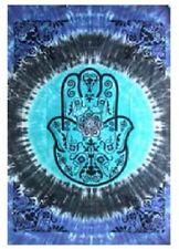 "58 x 82"" Hamsa Hand Tapestry Wiccan Pagan Altar Supply #TP400"