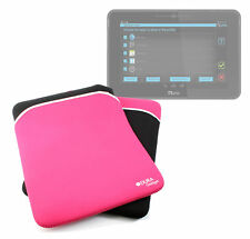 Tablet Case For Kurio 10S | Apple iPad Air 2019 in & Reversible Pink/Black
