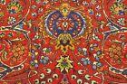 Authentic Wool RNRN-302 8'4'' x 12'1'' Persian Tebriz Rug