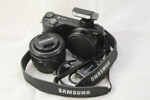 Samsung NX2000 Kit 20-50mm Smart Camera