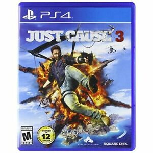 Just Cause 3 For PlayStation 4 PS4 PS5