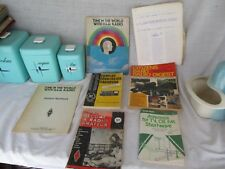 6 + vintage Ham Radio Cb amateur shortwave citizens band Magazines books