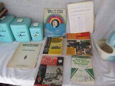 6 + vintage Ham Radio Cb amateur shortwave citizens band Magazines books