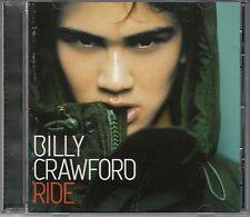 Billy Crawford - Ride, [+ Bonus Viedo Clip] CD