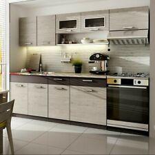 Küchenmöbel Moreno Küche-Set Einbauküche Küchenzeile Küchenblock Komplett