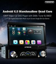 XTRONS D719A ANDROID 6 CORE AUTORADIO CAR DVD PLAYER NAVI GPS 1DIN MIRRORING
