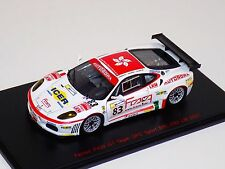 1/43 Red Line Ferrari F430 GT GPC Sport SRL Car #83 from 2007 24H of LeMans