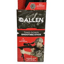 Allen Backcountry Monopod Take-Down 55�-61� Fast Deploy Shooting Stick 2186A