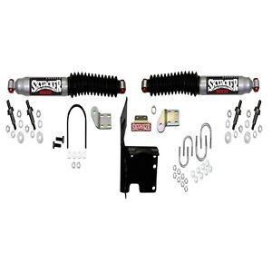 Skyjacker 9214 Steering Stabilizer Dual Kit w/ Boot for 13-17 Ram 2500/3500 4WD