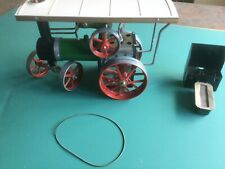 Vintage Mamod Steam Tractor Engine Only - Used Once - Collection Preferred