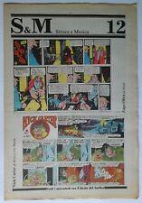 STRISCE & MUSICA 12 il resto del carlino 1981 BONVI JACOVITTI JORI e ADAM ANT