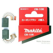 Makita 8406 HP2010N Drill 3620 RP0900 Router CB106 Carbon Brushes 181410-1