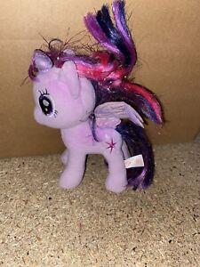 My Little Pony Ty Twilight Sparkle Plush