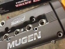 MUGEN Style Engine Valve Cover For B16 B18 Acura Integra GSR DOHC VTEC GUNMETAL
