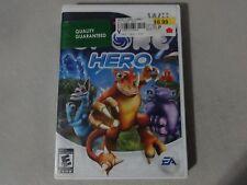 Spore Hero - Original Nintendo Wii Video Game No Manual Free Ship