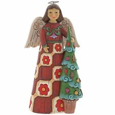 Heartwood Creek Jim Shore 6001448 Folklore Angel with Tree Figurine