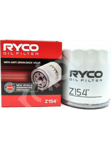 Ryco Oil Filter FOR HOLDEN CALAIS VN (Z154)