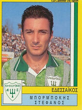 N°110 PLAYER AO EDESSAIKO GREECE HELLAS PANINI GREEK LEAGUE FOOT 95 STICKER 1995